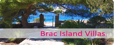brac island villas