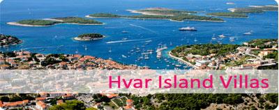 hvar island villas