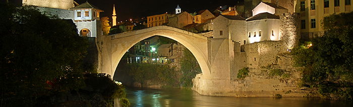 Mostar_Stari_Most_at_night2