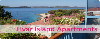 hvar island apartments