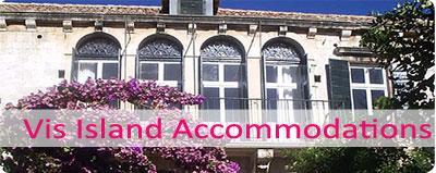 vis island accommodations