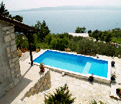 3 bedroom Villa with Pool in Brela, Sleeps 6-8