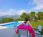 3 bedroom Villa with Pool in Gruda, Konavle Valley. Sleeps 6-7