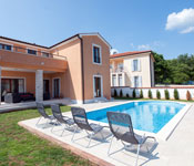 3 Bedroom Istrian Villa With Pool, Sleeps 7
