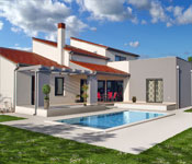 3 bedroom Villa in Southern Istria, Sleeps 6-8