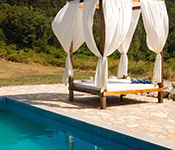 4�Bedroom Istrian Villa with Pool near Labin. Sleeps 7-9
