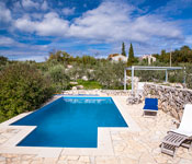 4 Bedroom Country Villa with Pool on Krk Island, Sleeps 8