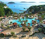 Hotel Amfora on Hvar Island