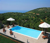 4 bedroom Villa with pool near Rabac, Sleeps 8