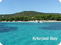 Krknjasi Bay Solta Croatia
