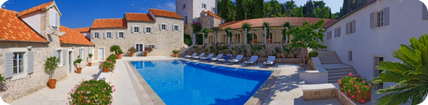Croatia Solta Castle
