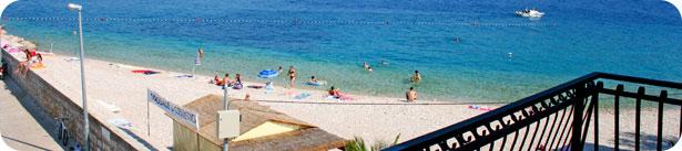 seaside apartment croatia