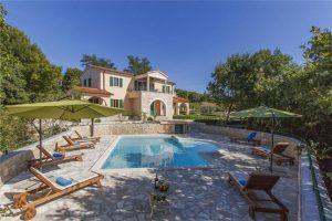 Bike, Walk or Swim at these Istrian Villas