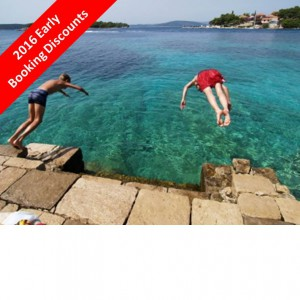 Croatian Villas Early Booking Discounts