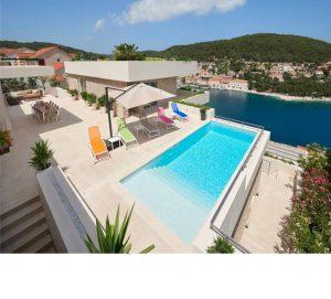 6 Bedroom Brac Island Villa with Heated Pool