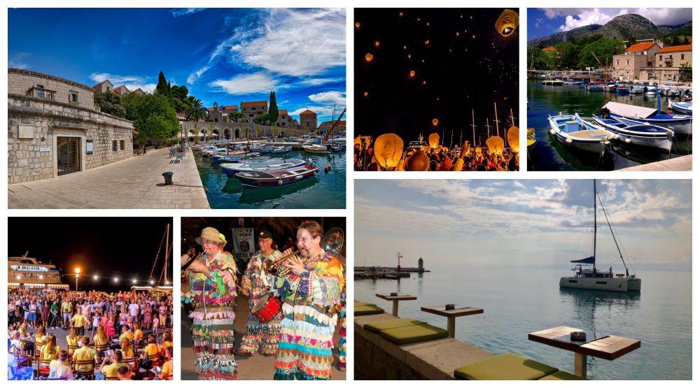 Bol Summer Festival - Brac Island