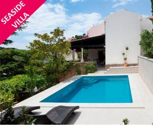Villa for 8 near Brela Beach from £194/night