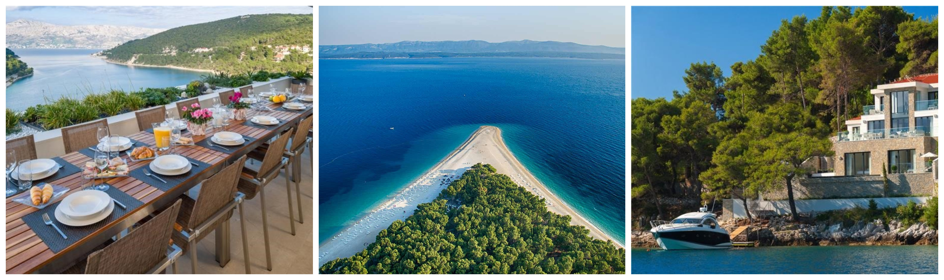 Villas on Brac Island