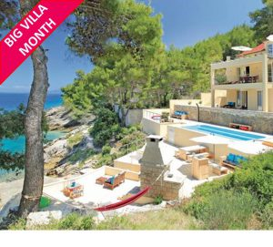 October is BIG VILLA MONTH for groups of 10-60 – book now for 2018!