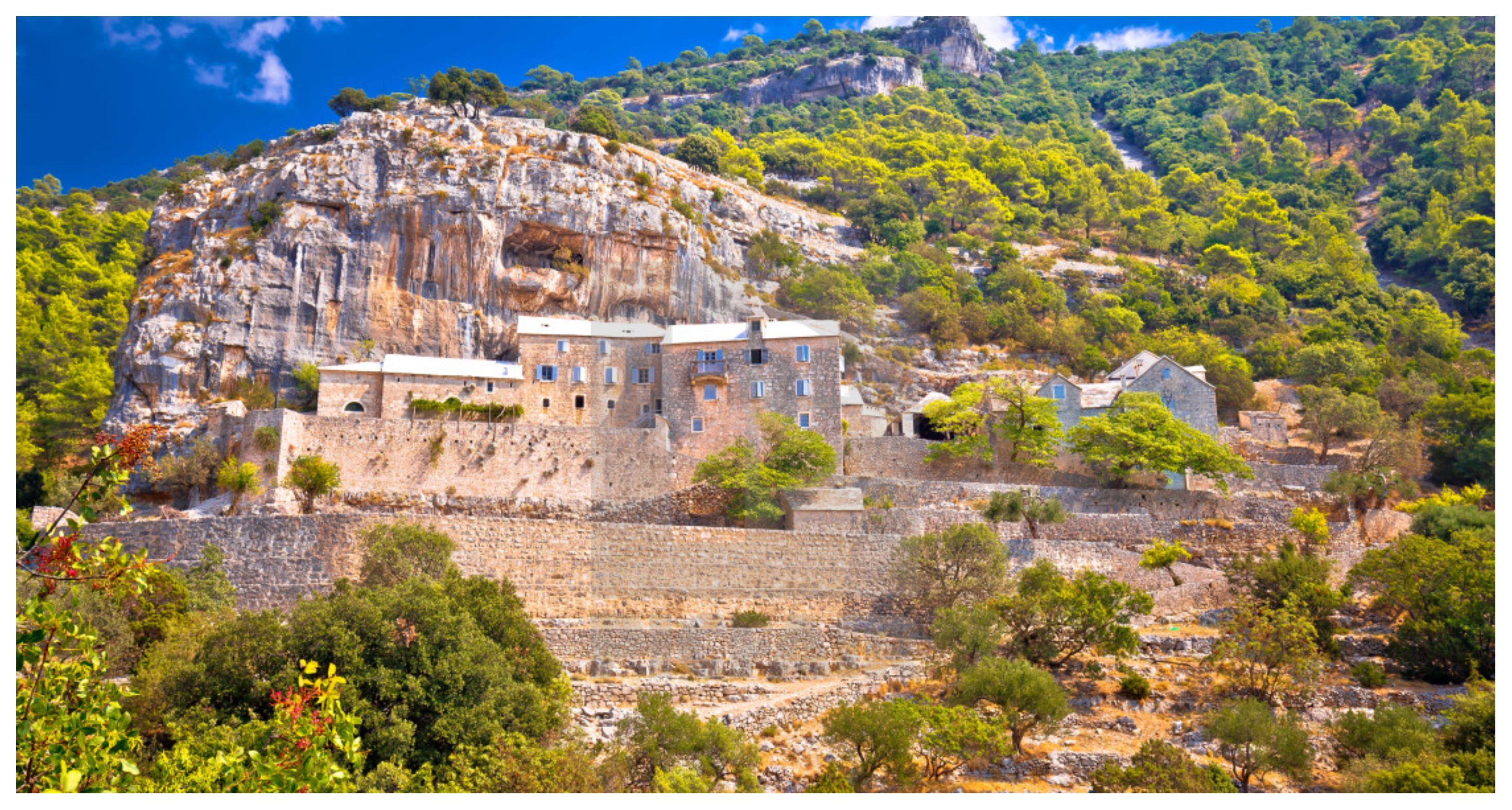 Blaca Monastery - Brac Island