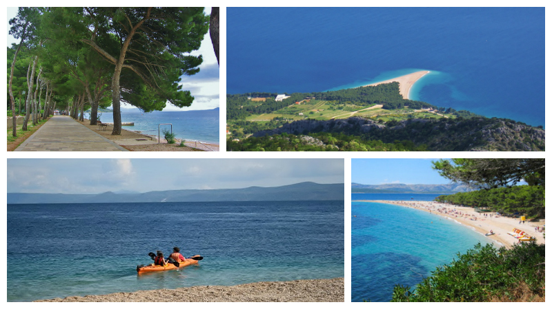 Bol collage - brac island 2