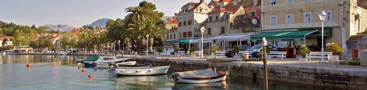 Cavtat Island - Croatia
