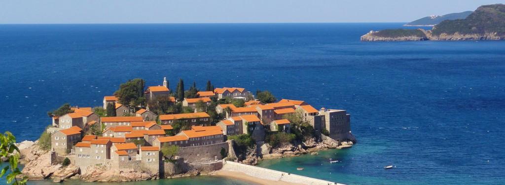 Scenic view of Cavtat, Croatia