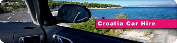 croatia car hire rental