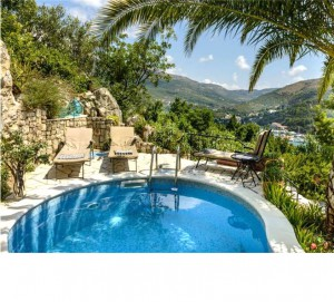 4 Bedroom Villa with Pool near Dubrovnik