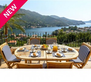 3 bed Villa with Pool in Zaton – amazing views