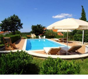 Dubrovnik villa with Large Pool for 7-9