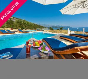 Seafront Villa in Dubrovnik, Sleeps 12