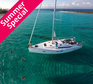 Complimentary 1-day Yacht Excursion*