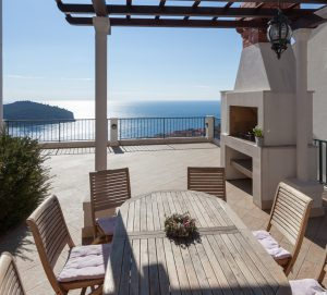 3 Bed Dubrovnik Apartment, Sleeps 6-8