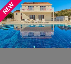 Dubrovnik Villa with pool, sleeps 6