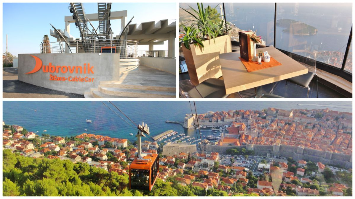 Dubrovnik Cable Car - 10 things to do in Dubrovnik area - Croatian Villas