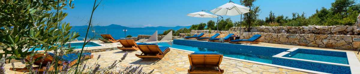 Dubrovnik Region Villas with Pool - Copy