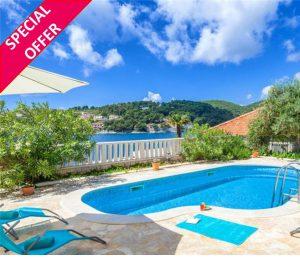 Early Booking Offers on Croatian Villas