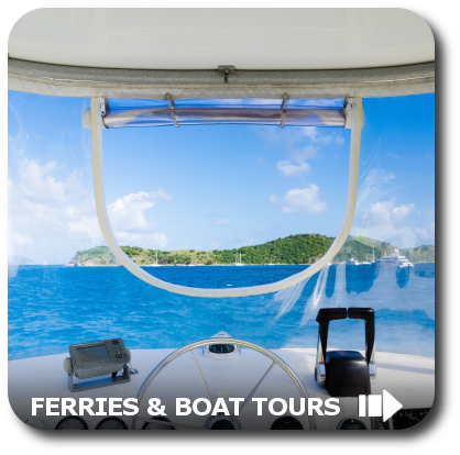 Ferries and Boat Tours