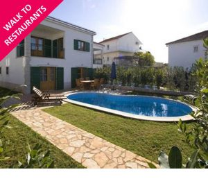 4 Bedroom Villa with Pool in Hvar Town