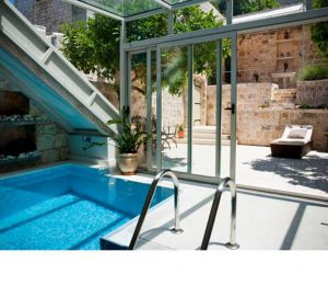 Luxury Hvar Town Villa with Pool