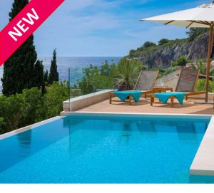 Hvar Town Villa for 14 with Heated Pool