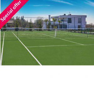 5 Bedroom Istrian Villa with Pool & Tennis Court