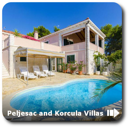 Korcula Holiday Villas and Apartments