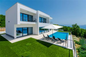 Love views, love this NEW villa in Kvarner Region