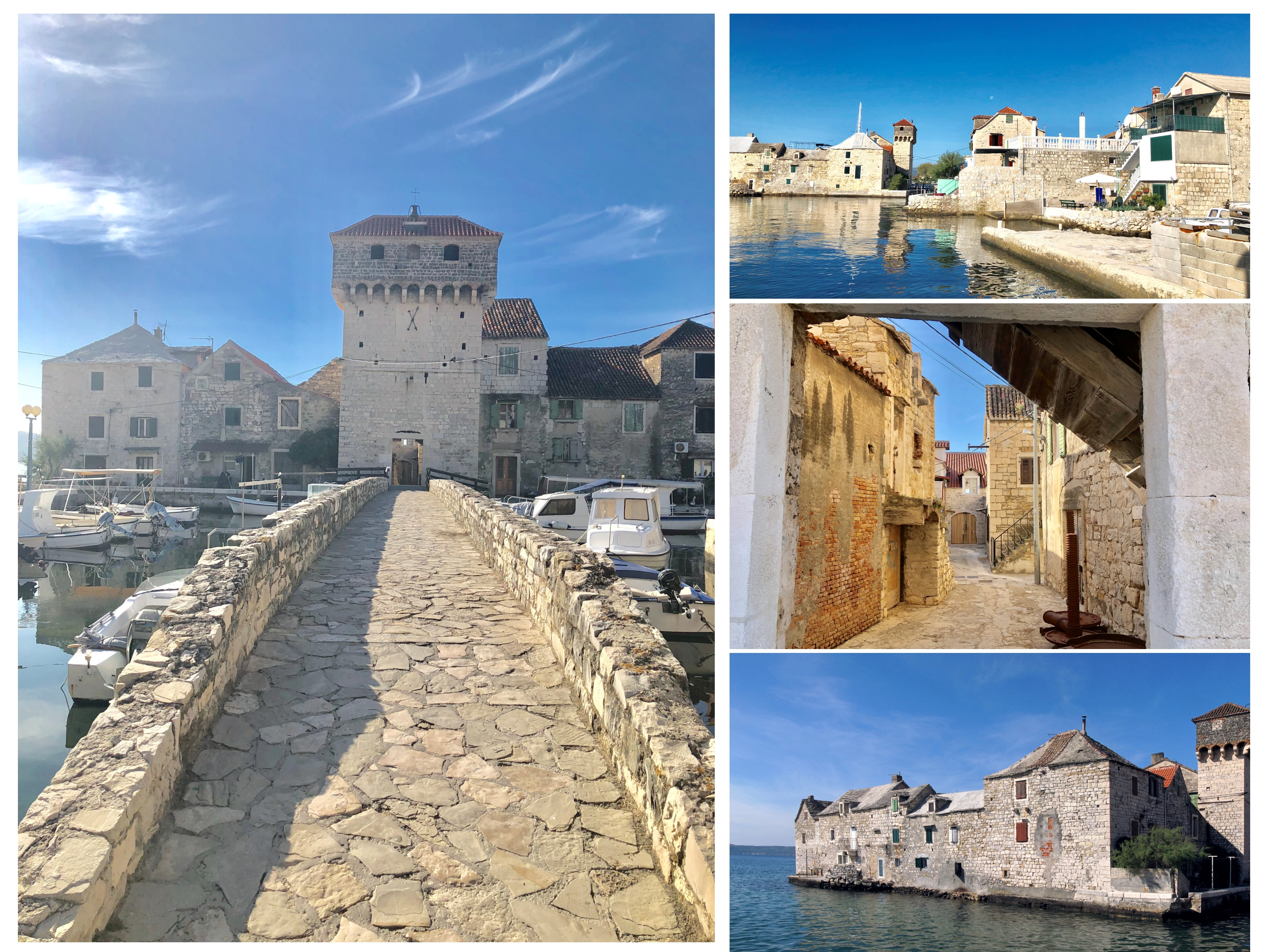 Visit the 7 Kastela Villages