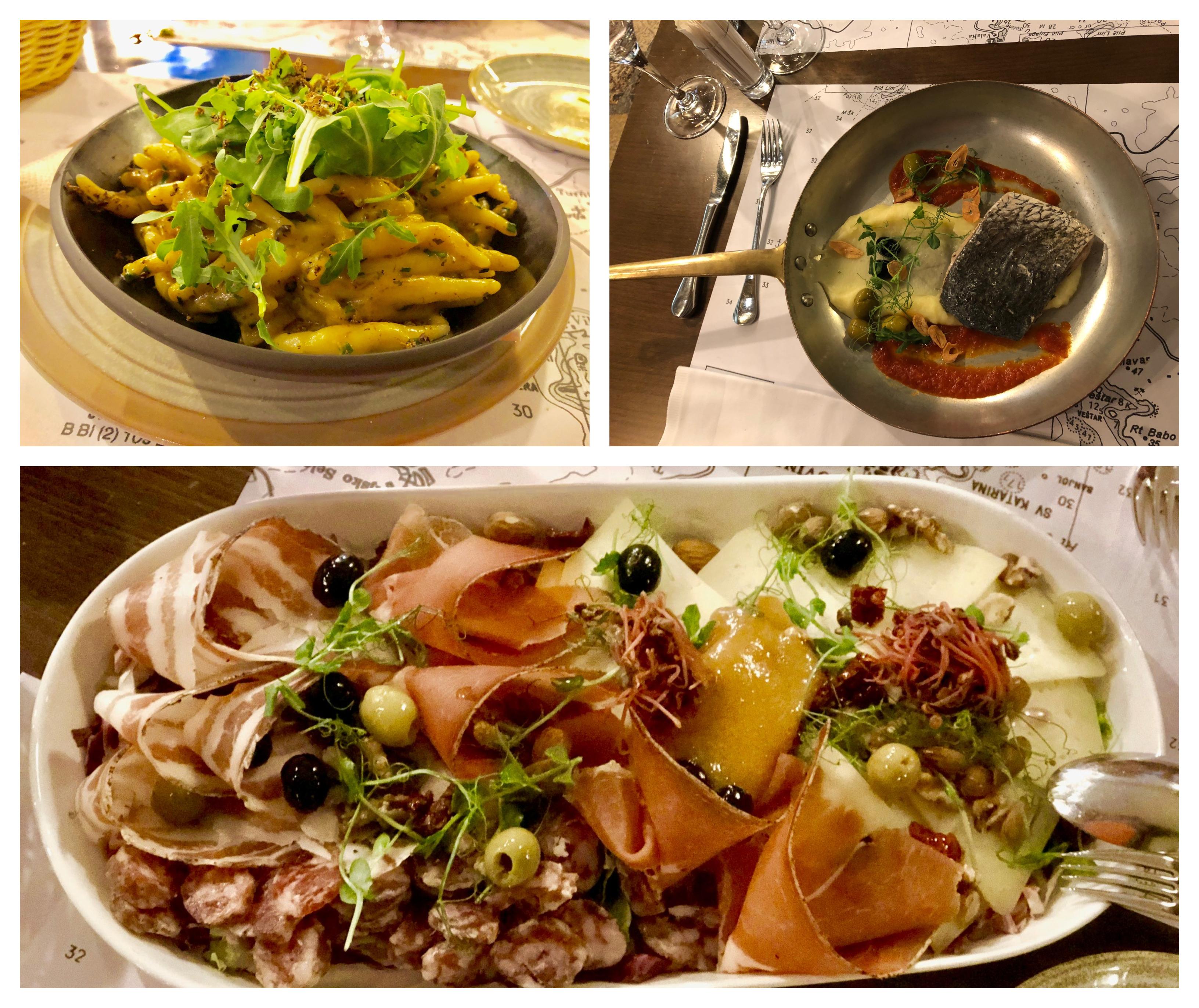 Local Istrian Cuisine
