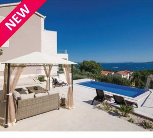 NEW! Villa with pool near Trogir & Split, sleeps 8-10