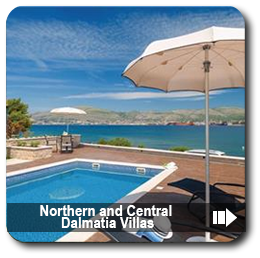 Northern and Central Dalmatia Villas