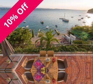 5 Bed Seaside Villa near Omis, sleeps 10-12